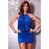 РАСПРОДАЖА! Откровенное мини-платье по оптовой цене