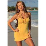 SALE! Beach dress yellow