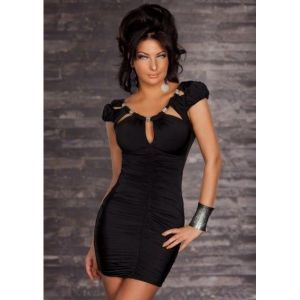 SALE! Slinky draped dress