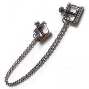 Nipple clamps steel. Артикул: IXI31632