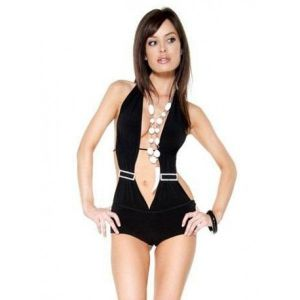 SALE! Sexy open bodysuit-swimsuit