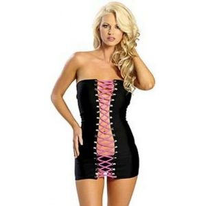 SALE! Sexy corset dress