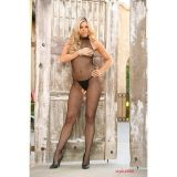 SALE! Bodystocking black