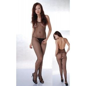 SALE! Sexy Bodystocking with open back