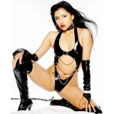 PVC Teddy With Chains