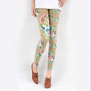 SALE! Elegant printovannye leggings