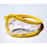 Желтые с-стринги с ажурным ободком цена фото