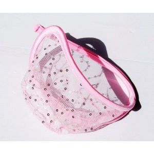 SALE! Pink C-string in sequin