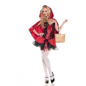 SALE! The red riding hood costume