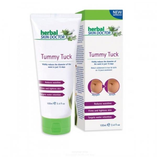 Tummy Tuck - крем плоский животик