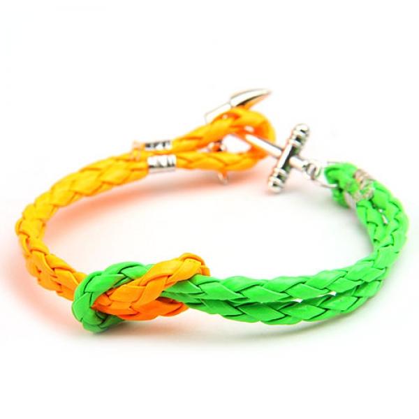 Silver Anchor charm bracelet. Артикул: IXI32948