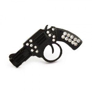 РАСПРОДАЖА! Кольцо револьвер