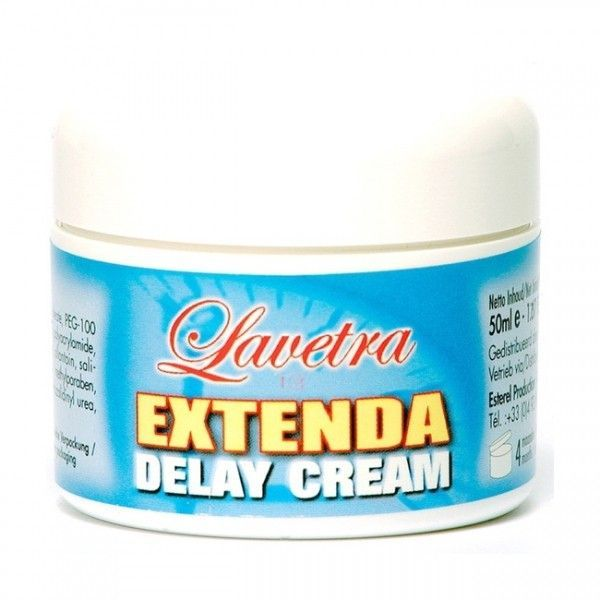 SALE! Prolonged Lavetra cream, 50 ml