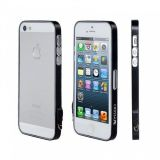 РАСПРОДАЖА! Ultra-Thin Protective Frame & Earbud Touch Pen & Tool Set for iPhone 5 (Black) по оптовой цене