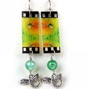 New stylish summer earrings
