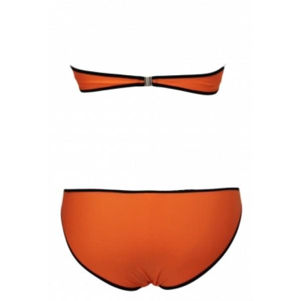 Bright peach swimsuit Triangl. Артикул: IXI33721