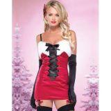 Dress lovely Santa
