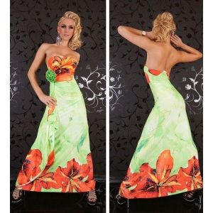 SALE! Summer colorful dress. Артикул: IXI34103