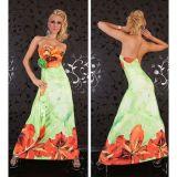 РАСПРОДАЖА! Летнее красочное платье по оптовой цене