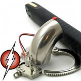 Electric horror Arc Welding Twilight E-Stim Penis Electrode Masturbation Jailweb CockCuff