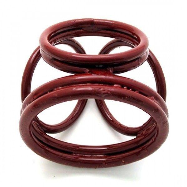 BDSM (БДСМ) - Фиксатор - Красный шар