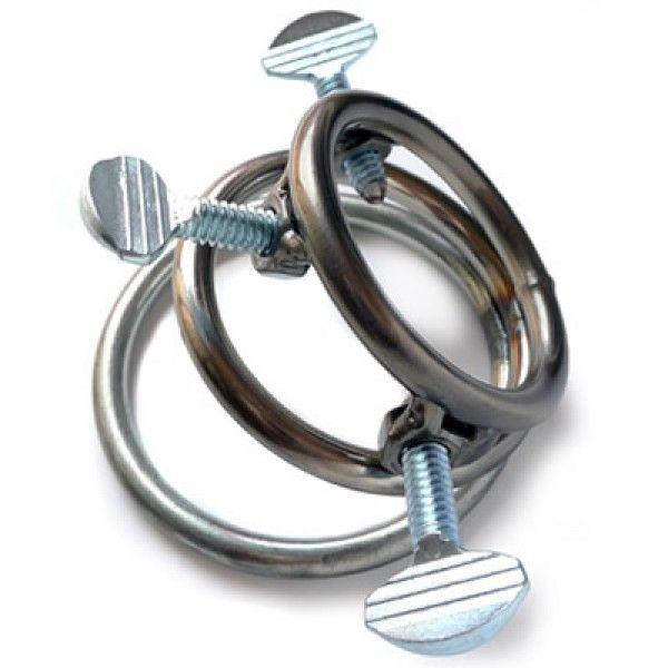 BDSM (БДСМ) - Фиксатор - Тройное кольцо