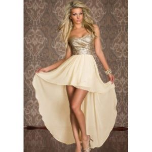 Shimmering dress Charming