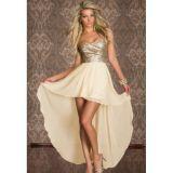 Мерцающее платье Charming по оптовой цене