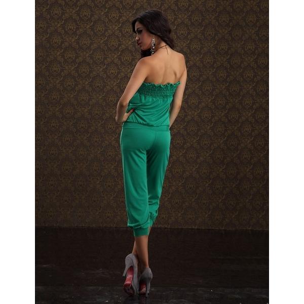 Delightful Romper in green. Артикул: IXI34437