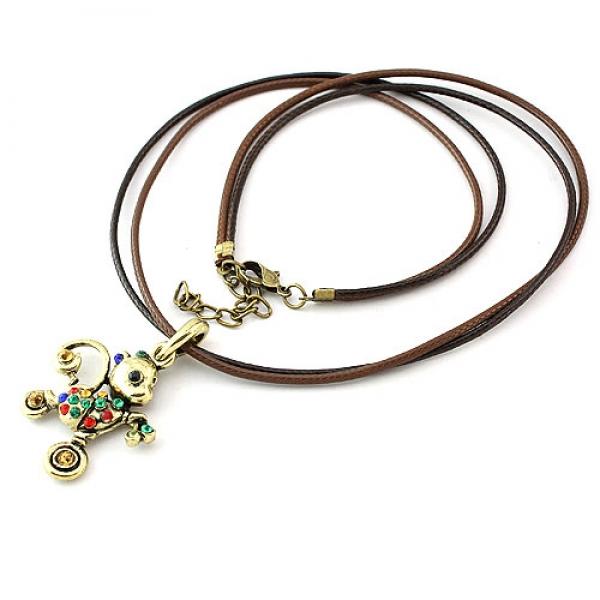Necklace pendant-mouse. Артикул: IXI35138