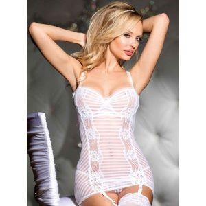 Form-fitting negligee