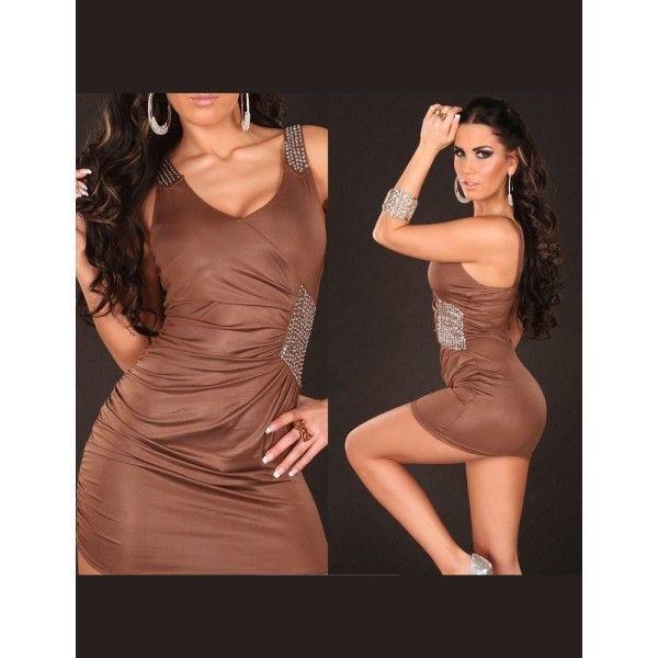 порно в эластичном платье