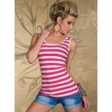 Top striped