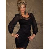 Кружевное платье по оптовой цене
