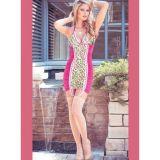 Pink negligee