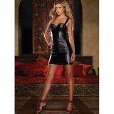 Платье с заклепками по оптовой цене