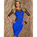 Синее платье по оптовой цене