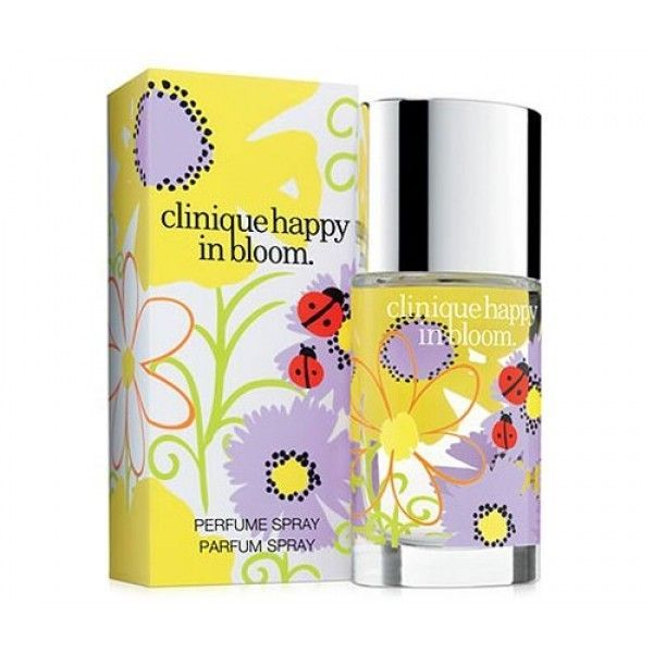 Туалетная вода, духи Clinique - Happy In Bloom 2013