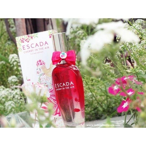 Туалетная вода, духи Escada - Cherry in the Air