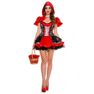 Sexy costume - little Red riding hood