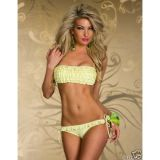 SALE! Swimsuit yellow