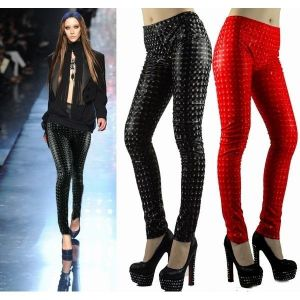 SALE! Black 3D Leggings. Артикул: IXI36768