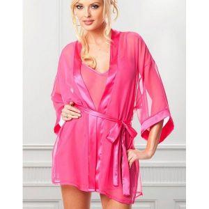 Ночной костюм розовый - Халаты, пижамы