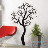 Виниловая наклейка - Абстракция, дерево