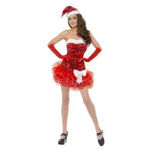 Shimmering costume