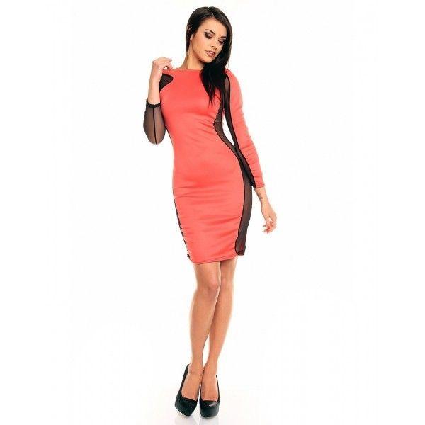 Элегантное платье  до колен
