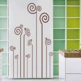 SALE! Vinyl wall decal - Abstraction