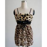 Платье - Леопард