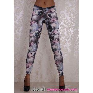 Virtual leggings