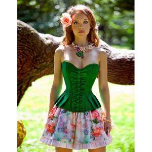 Pleated corset. Артикул: IXI37821